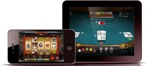 iPad live of mobiel