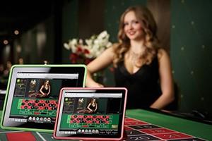 Live mobiel casino